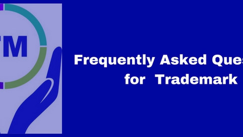 Frequently Asked Questions to Register Trademark in India.