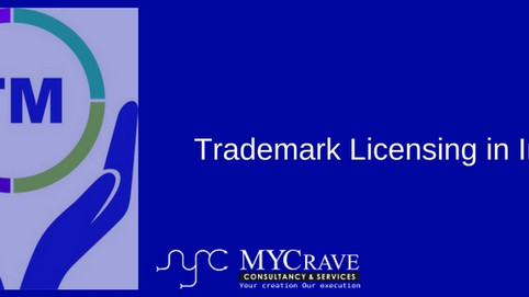 Trademark Licensing in India