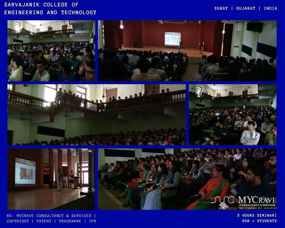 S.C.E.T. (Sarvajanik College of Engineering & Technology), Surat | Gujarat