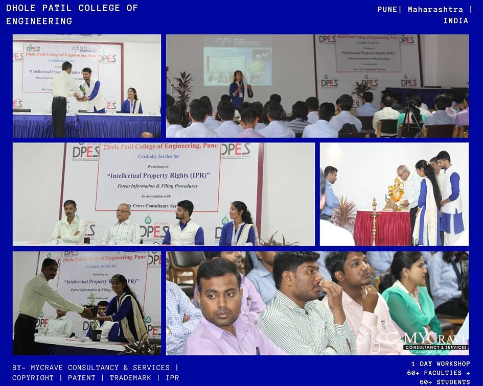 Dhole Patil College of Engineering & Management | Pune | Maharashtra.