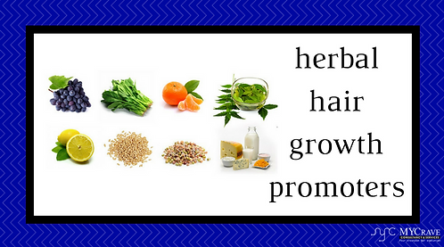 herbal hair growth promoters