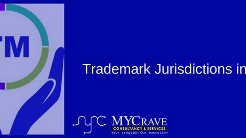 Trademark Jurisdictions in India.