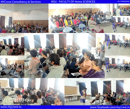 Home Science, The Maharaja Sayajirao University of Baroda | Vadodara | Gujarat