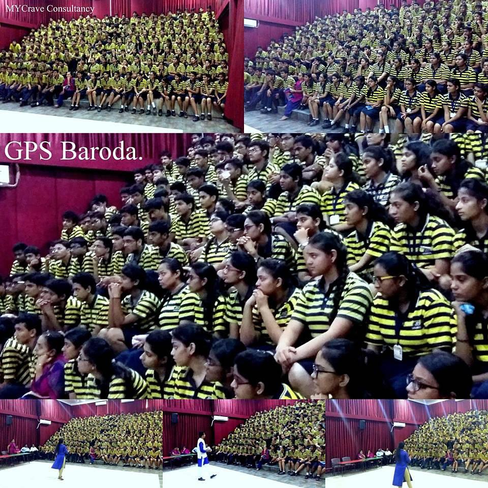 Gujarat Public School, Baroda Gujarat-min