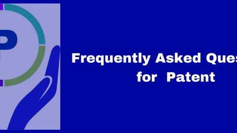 Frequently Asked Questions to file a patent in India