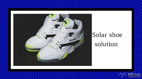 Solar Shoe Solution