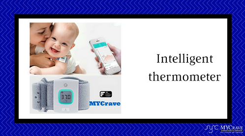 Intelligent thermometer