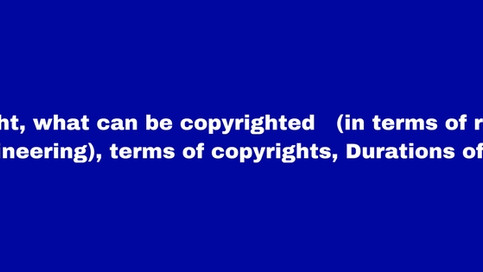 Who can apply for US copyright ? Eligibility , necessity.