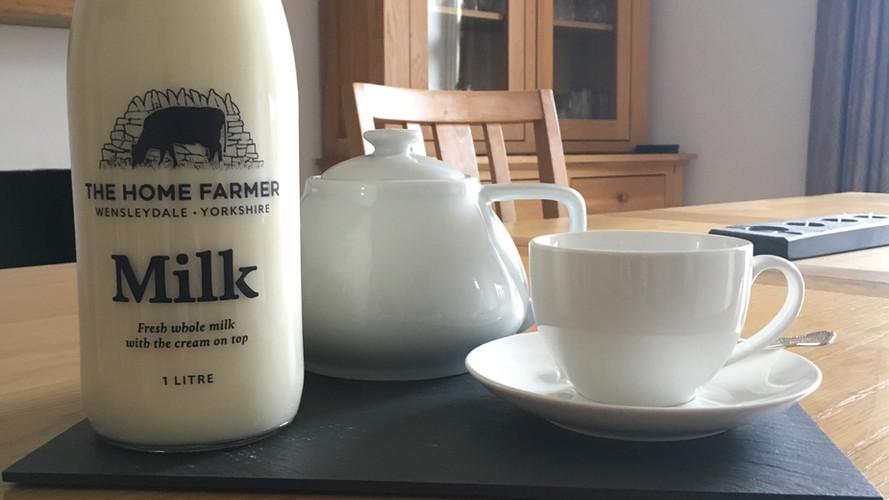 The Home Farmer Whole Milk