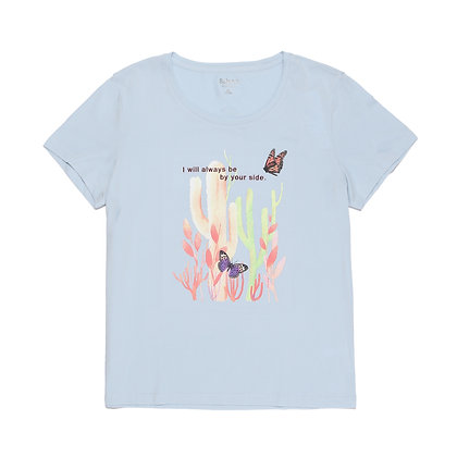 Ladies' Embroidery Design Tee