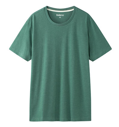 Men's Crew Neck Color T-Shirt