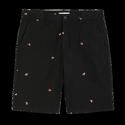 Men's Printed Chino Shorts