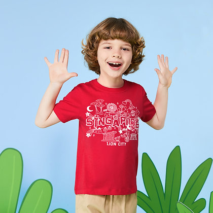National Day Kid's T-Shirt