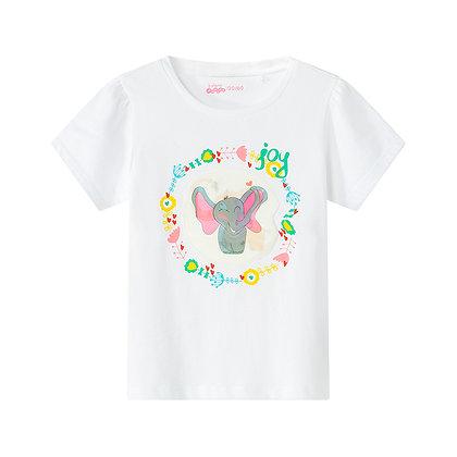 Girls Transition Graphic T-Shirt