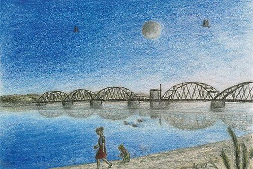 Vildsundbroen kort