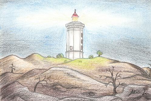 Fyrtårnet kort