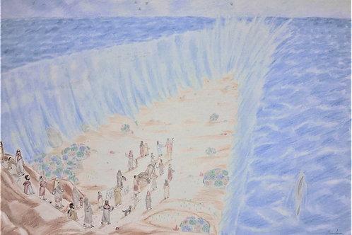 Moses og havet