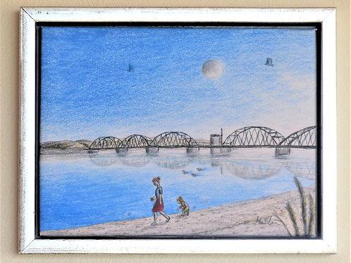 Vildsundbroen billede
