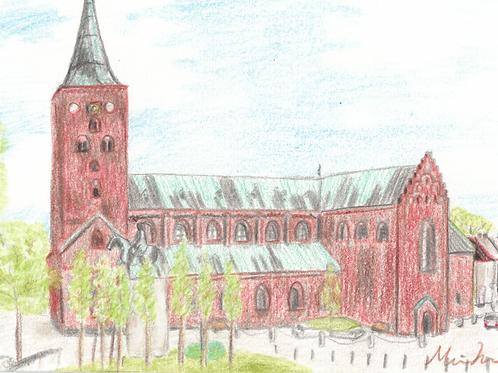 Århus domkirke kort