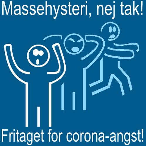 Sticker - 'Massehysteri'