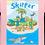 Thumbnail: Premium Oeko-Tex T-shirt med Skipper lyserosa
