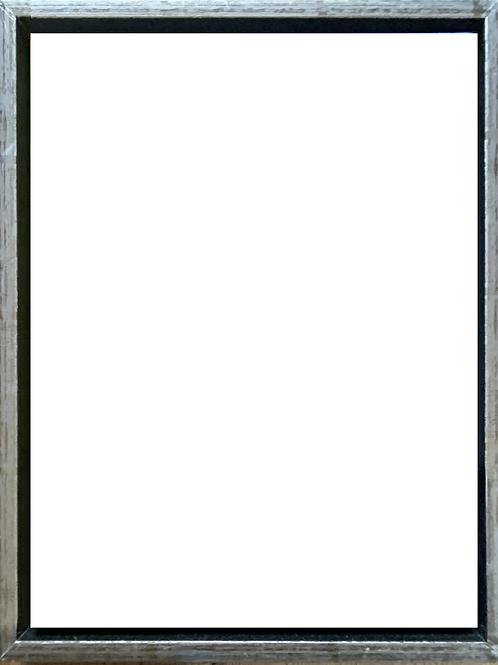 Sølv svæveramme - lang