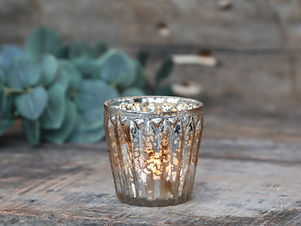 Tea Light Antique