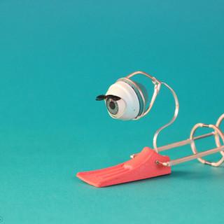 Flipper-Toe ring