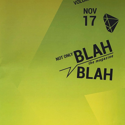 BLAH BLAH VOL1