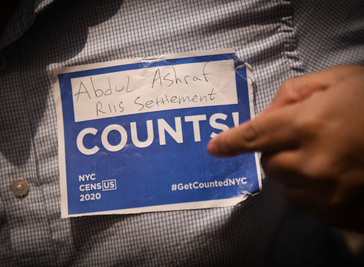 Congressional Reps Release New Report Underscoring Importance of Complete NYC Census Count