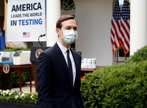 The House Oversight Committee Just Confirmed That Jared Kushner's Project Airbridge Was a Bust