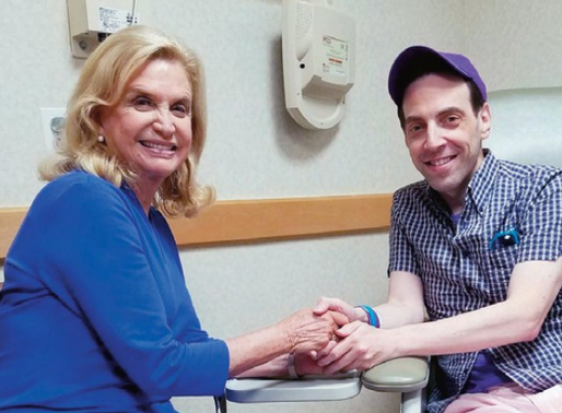 Nationally-Recognized Patient Advocate Promotes Maloney
