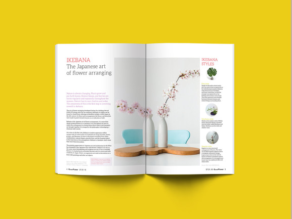 Ikebana page
