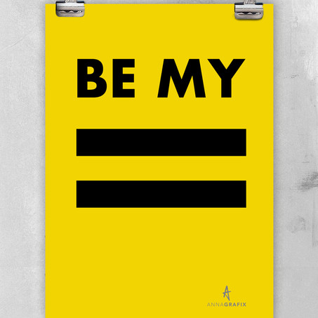 Be My =