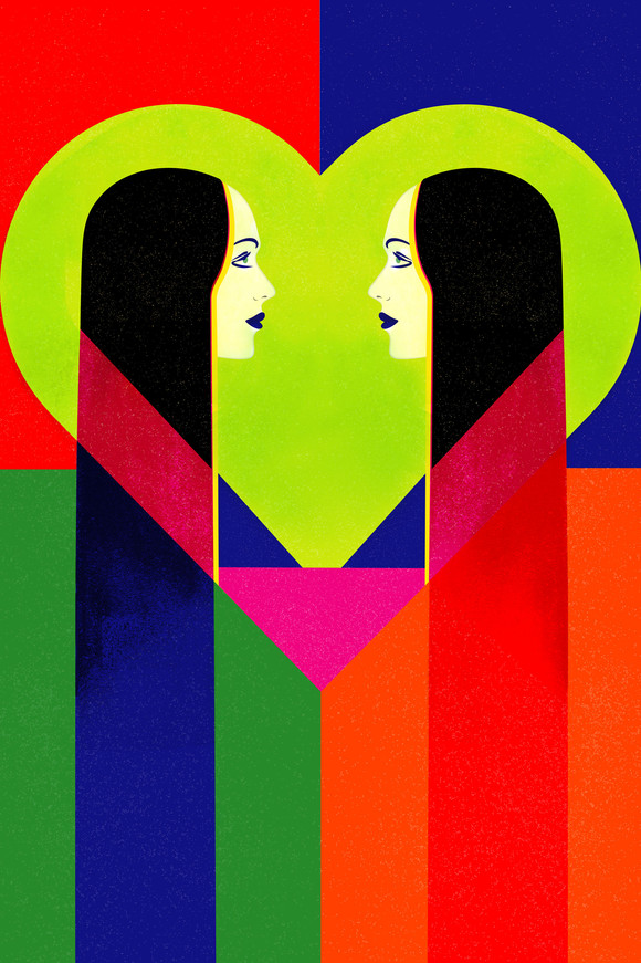Love Reflection