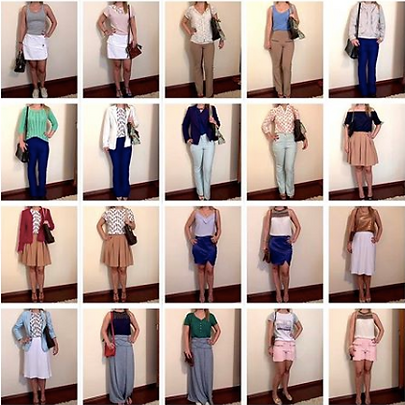 consultoria de estilo, montagem de looks