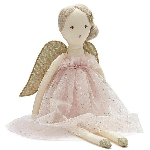Angel Doll in White or Pink 57cm