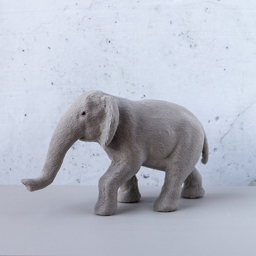 Big Grey Elephant by Down to the Woods
