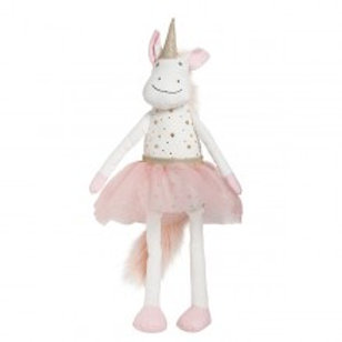 Pink Princess Unicorn Large 43cm