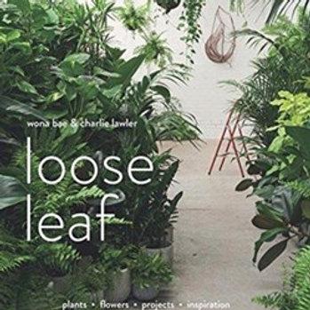 Loose Leaf by Wona Bae and Charlie Lawler PaperBack
