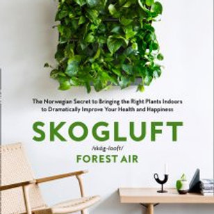 Skogluft by John Viumdal HardCover
