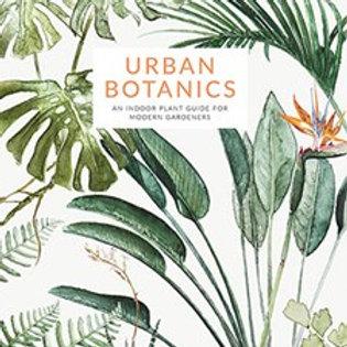 Urban Botanics by Maaike Koster and Emma Sibley HardCover