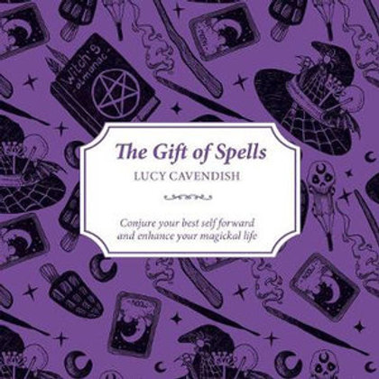 The Gift of Spells by Lucy Cavendish Paperback
