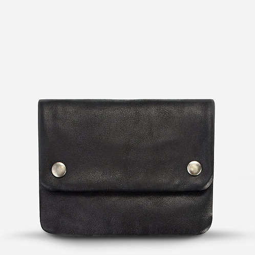 Status Anxiety Norma Women's Wallet Black