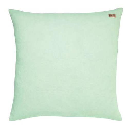Kip and Co Spray Mint Linen Euro Sham Pillowcase
