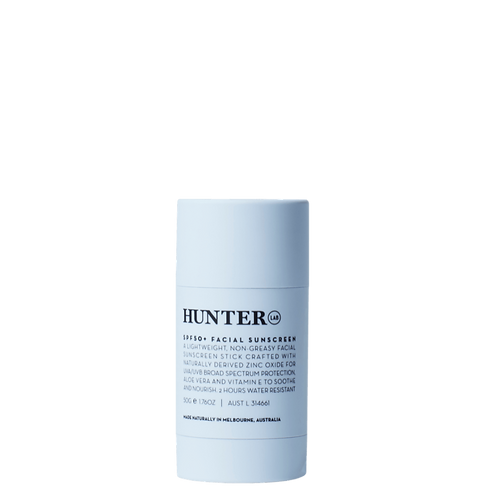 Hunter Lab SPF50+ Facial Sunscreen 50g
