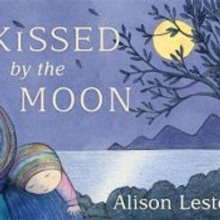 Kissed by the Moon by Alison Lester Boardbook