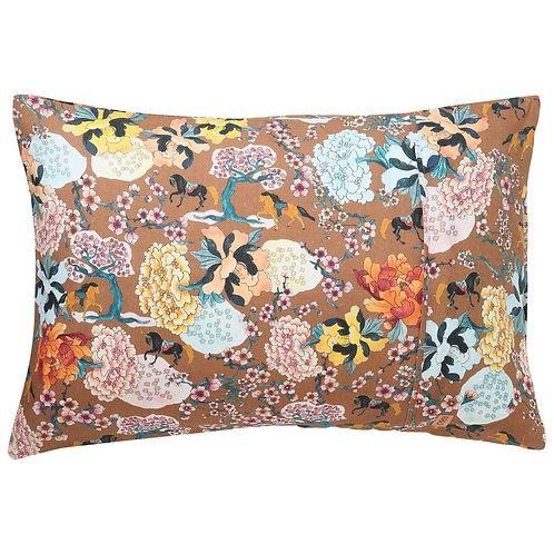 Kip and Co Gallop Linen Pillowcases 2P