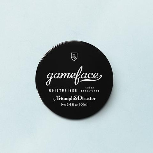 Triumph & Disaster Game Face Moisturiser 100ml jar