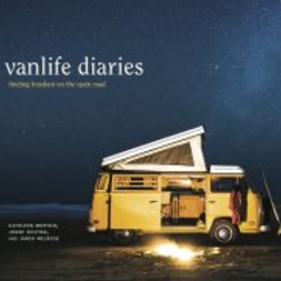 Vanlife Diaries by Morton, Dustow, Melrose HardCover